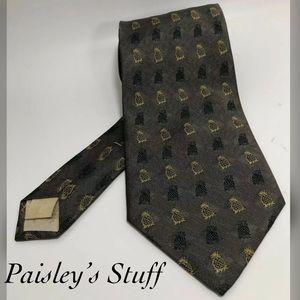 Tommy Bahama Off Island 100% Silk Mens Tie